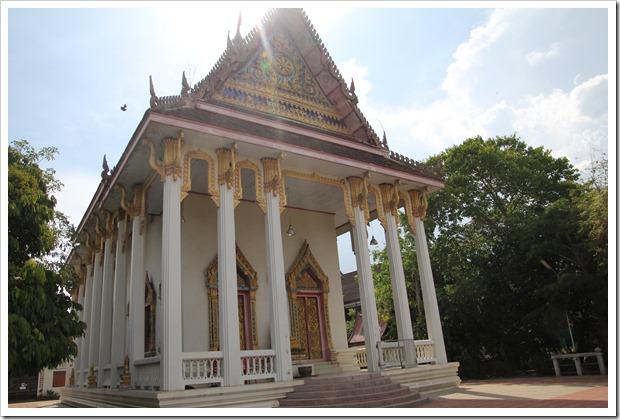 バーンケークラン寺院(Wat Bang Khae Klang)