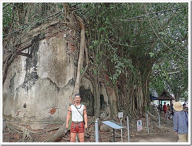 バーンクン寺院(Wat Bang Kung)